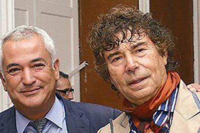 Así dejó tirado el 'extorsionador' Luis Pineda (AUSBANC) al 'loco' Jesús Quintero (LA COLINA)