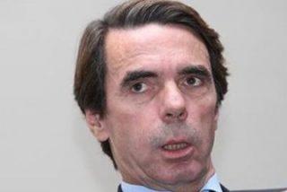 El expresidente Aznar le suelta un zas al presidente Rajoy y dos a su Gobierno