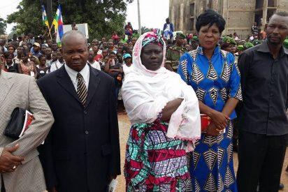 Centroáfrica celebra su primera jornada en recuerdo de las victimas