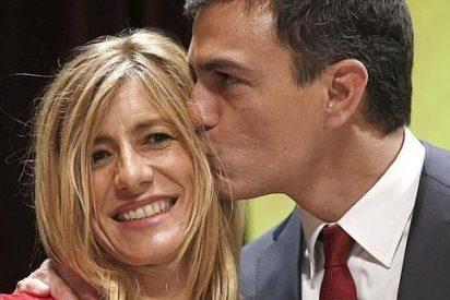 La empresa de la mujer de Pedro Sánchez 'escondía' a Begoña Gómez mientras aplaudía la reforma laboral del PP