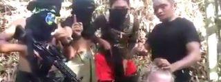 Así decapitan al ejecutivo canadiense los feroces yihadistas de Abu Sayyaf