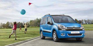 Citroën celebra los 20 años de la Berlingo