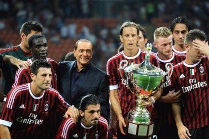 El bochornoso vídeo de Berlusconi amenazando a jugadores que avergüenza al mundo del fútbol