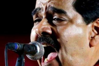 Así reparte coces el iracundo Maduro llamándose a sí mismo ¡becerro!
