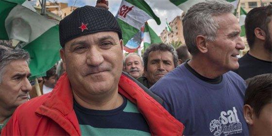 Podemos da el golpe en Jaén: Diego Cañamero, líder del SAT, releva a Andrés Bódalo como cabeza de lista