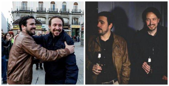 Los del 'pacto de los botellines' se llevan otro revés: Unidos Podemos lo usa una fundación mexicana y una ONG en Madrid