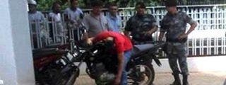 El policía militar que acribilla a dos rateros antes de caer muerto