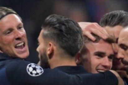 El Atleti del Cholo Simeone deja con un palmo de narices en Champions al Bayern de Pep Guardiola
