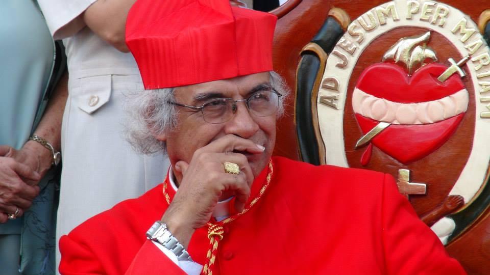 """El cardenal Brenes pide a los jóvenes nicaragüenses que sean """"un ejército de paz"""""""