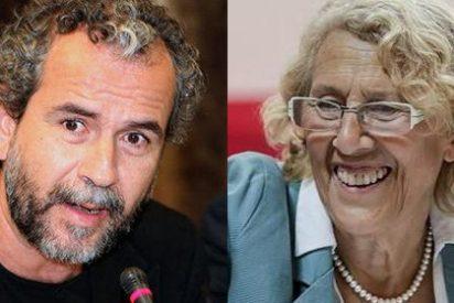 """Willy Toledo, sin adjetivos: """"Me cago en tus muertos, Carmena"""""""