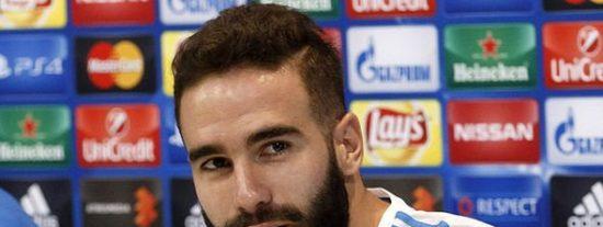 """Dani Carvajal: """"Siento mucha rabia, he luchado para estar en la Eurocopa"""""""