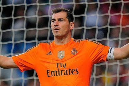 Casillas amenaza con tirar de la manta sobre Mourinho y el Real Madrid