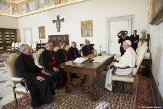 El Papa recuerda al CELAM que la interpretación correcta de la Amoris Laetitia es la del cardenal Schönborn