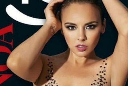 El impresionante desnudo integral de Chenoa en 'Interviú'