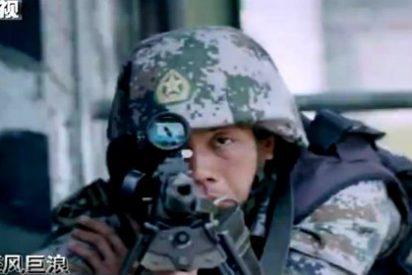"""El vídeo 'lava cerebros' para reclutar soldados en China: """"¡Matar, matar!"""""""