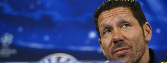 El Cholo Simeone enciende las alarmas en la 'familia' Atlético de Madrid