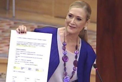 Cifuentes avisa a Carmena de que tiene la última palabra sobre Chamartín