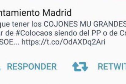 'El Huffington Post' ataca a Begoña Villacís tratando de tapar el grosero tuit de Podemos