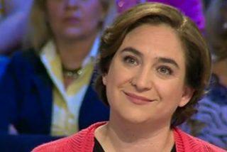 """La victimista Ada Colau se queda más ancha que pancha: """"Pitar el himno español es libertad de expresión"""""""