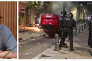 """¿Qué se puede esperar de una alcaldesa como Ada Colau que llamó """"criminales"""" a los banqueros e """"indecentes"""" a los policías?"""