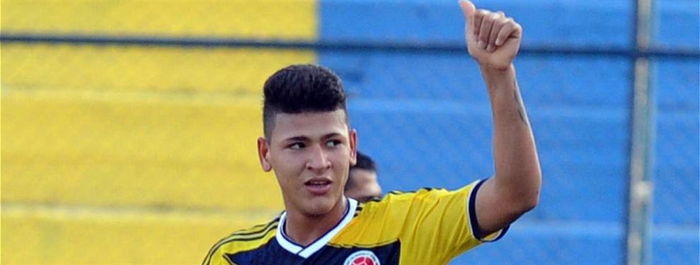 Confirmado: el 'nuevo James' ficha por el Sevilla para la 2016-2017