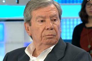 Corcuera reaparece para exigir a Sánchez que a Iglesias 'ni agua' y pone de los nervios a los podemitas