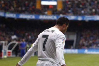 Cristiano Ronaldo monta el lío en el vestuario de Riazor