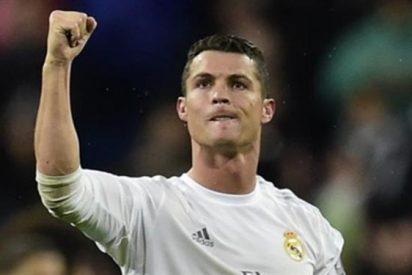 Cristiano Ronaldo pone al Barça en su sitio