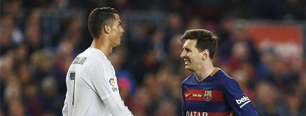 Cristiano Ronaldo prepara una muy gorda contra el Deportivo