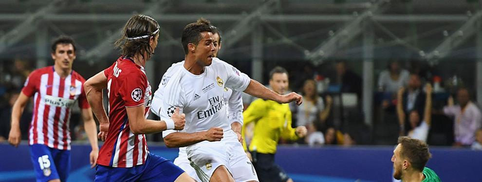 Cristiano Ronaldo se mete el Balón de Oro en el bolsillo en Milán
