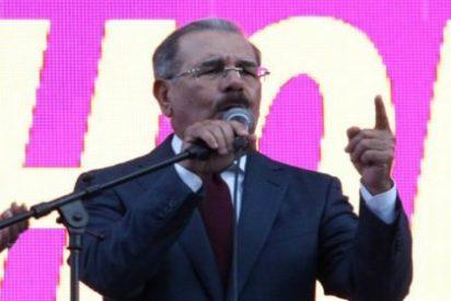 El popular Danilo Medina gana la reelección en República Dominicana
