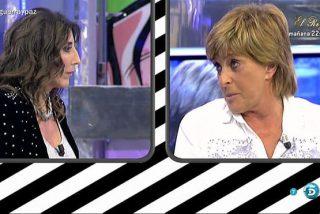 La gran bronca entre Paz Padilla y Chelo Gª Cortés: