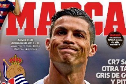 El diario 'Marca' no acude por primera vez en la historia a la cita con los lectores