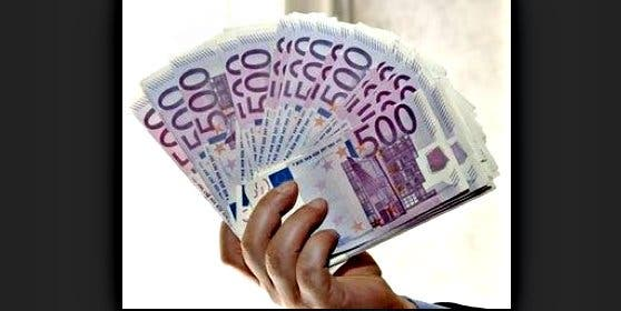 El BCE decide dejar de imprimir billetes de 500 euros.