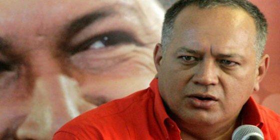 [VÍDEO] El chavista Cabello confiesa por qué dejó entrar a Rivera en Venezuela