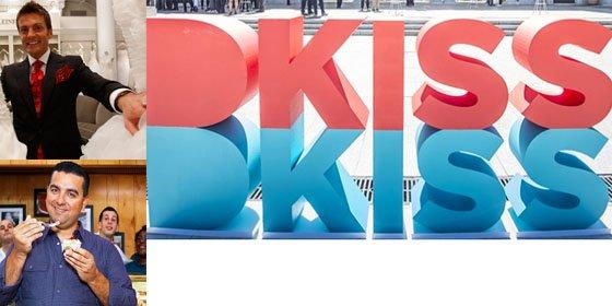 DKiss, la nueva competencia de Divinity y Nova luchará por el 1% de audiencia este año