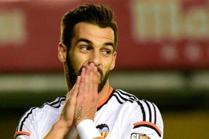 Dos equipos de la Serie A se ofrecen para sacar a Negredo del Valencia
