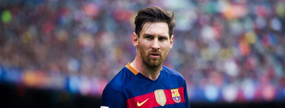 Duras críticas a Messi por su apatía en la rúa del Barça