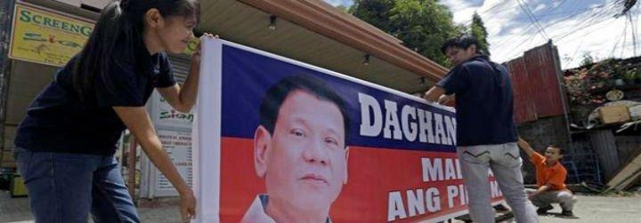 En Filipinas, gana el presidente que no le gusta a la Iglesia católica