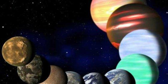 Hallan tres planetas similares a la Tierra que podrían estar habitados