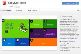 Edelvives, primera editorial del mundo en aliarse con Google por la educación