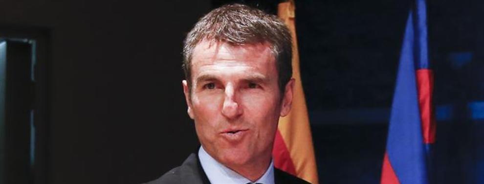El Barça encuentra en Colombia un refuerzo para la defensa