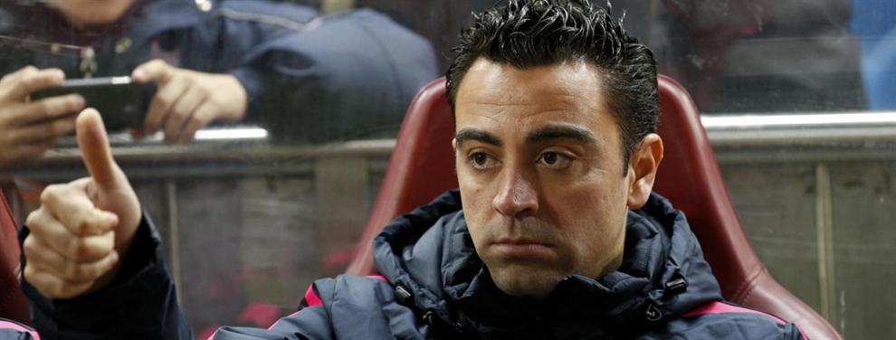 El Barça se cubre las espaldas y ya tiene preparado el recambio de Luis Enrique
