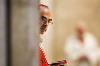 """Papa califica de """"contrasentido"""" dimisión de cardenal francés Barbarin"""