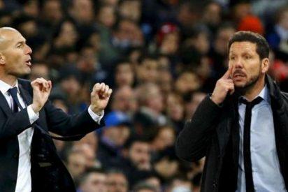 El 'Cholo' Simeone destapa la fórmula de Zinedine Zidane