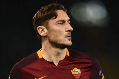 El curioso acuerdo al que ha llegado Totti con el presidente de la Roma