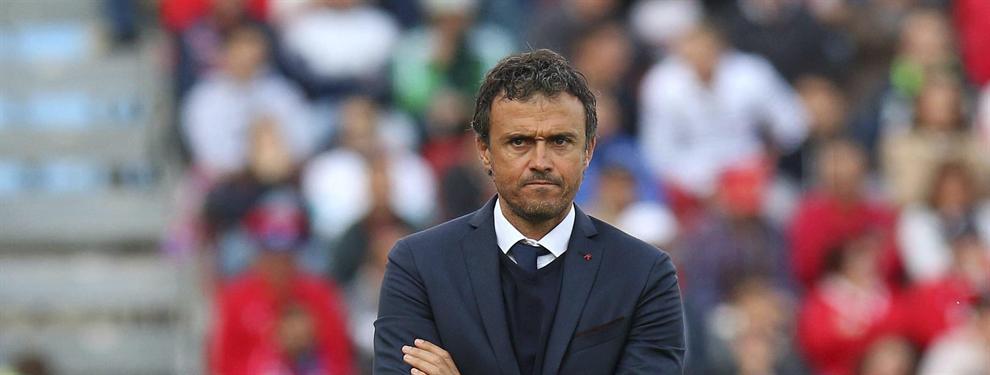El descarte de Luis Enrique que el Barça no sabe donde colocar