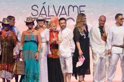 Belén Esteban, favorita como modelo de pasarela de la 'Sálvame Fashion Week'