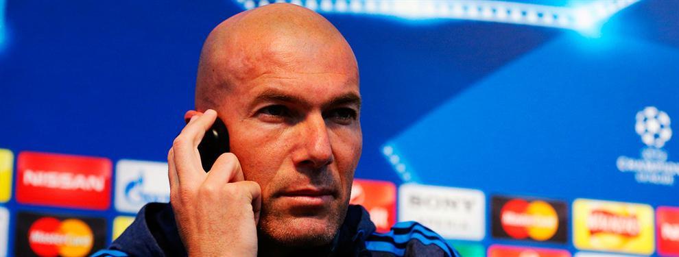 El factor sorpresa de Zidane que el Madrid nunca usó ante el Atleti del Cholo