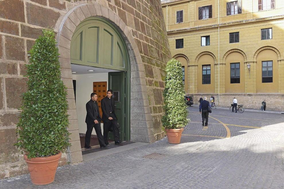 """Jean-Baptiste de Franssu: """"Ahora es imposible lavar dinero en el Banco Vaticano"""""""
